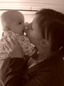 Mamma var pussugen!